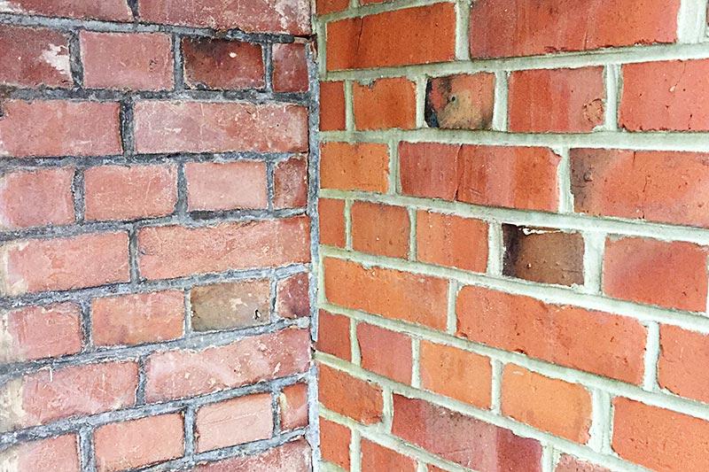 Fassadenreinigung - Bangert Bauwerkssanierung